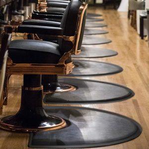 Barber Shop Chair Mat Anti-Fatigue Floor Mat