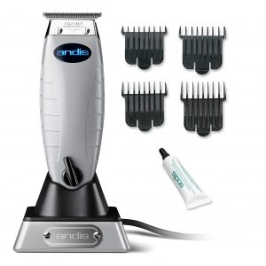 Andis 74000 Professional Cordless T-Outliner Beard/Hair Trimmer