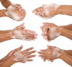 soap on hand
