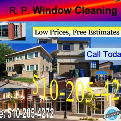 R. P Window Cleaning
