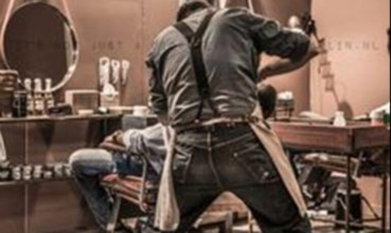 Barbers Safety: Ergonomics