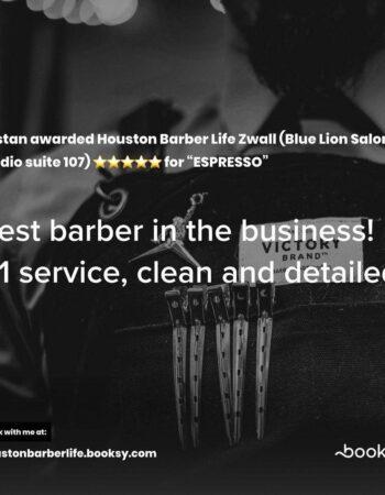 Houston Barber Life