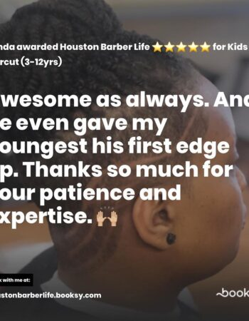 Houston Barber Life